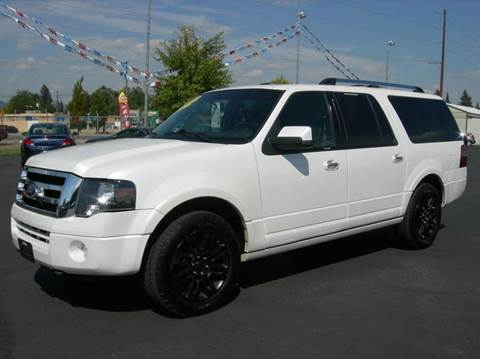 Ford Expedition El For Sale In Spokane Valley Wa
