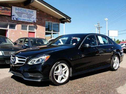 Mercedes benz e class for sale colorado for Highline motors fort collins
