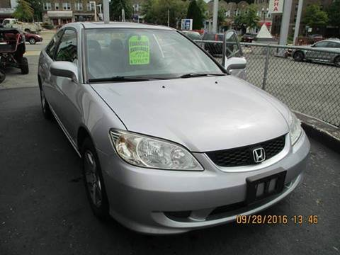 2004 Honda Civic for sale in New Rochelle, NY