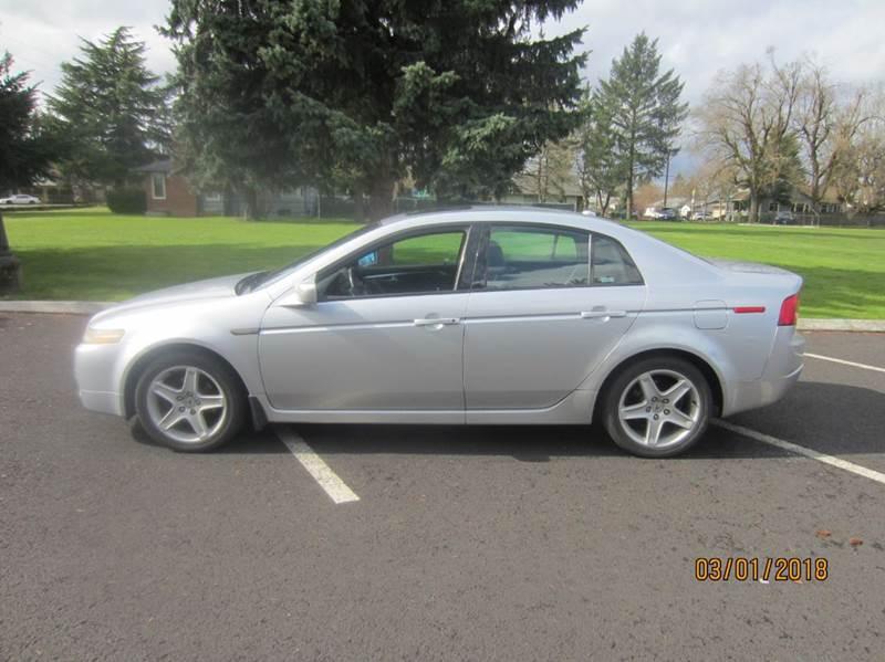 Acura Tl Dr Sedan WNavi In Portland OR TONYS AUTO WORLD - 2005 acura tl navigation update