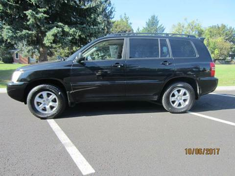 2001 Toyota Highlander for sale in Portland, OR