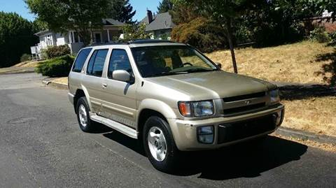 1997 Infiniti QX4 for sale in Portland, OR