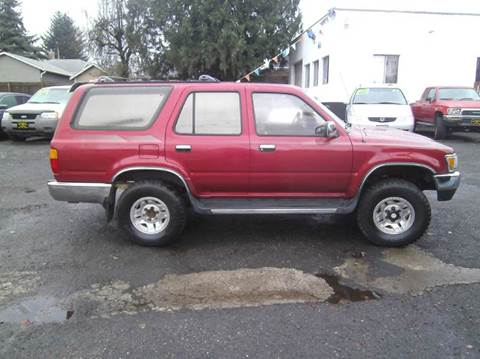 1994 Toyota 4Runner for sale in Portland, OR