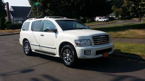 2005 Infiniti QX56 for sale in Portland, OR