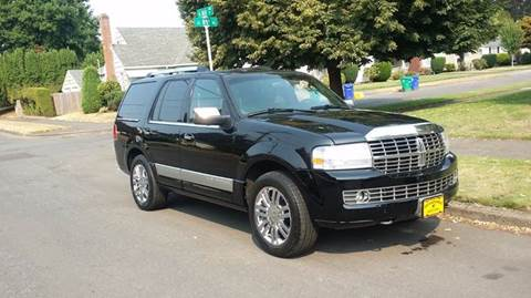 2007 Lincoln Navigator for sale in Portland, OR