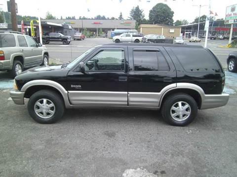 1999 Oldsmobile Bravada for sale in Portland, OR