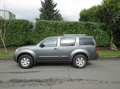 2006 Nissan Pathfinder for sale in Portland, OR