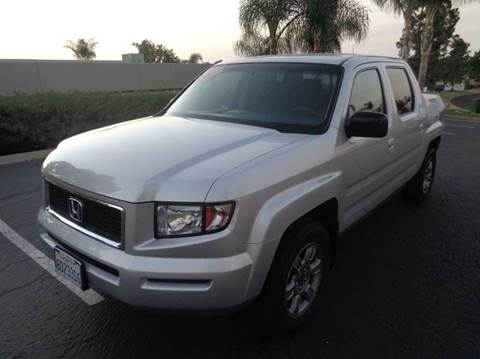 2008 Honda Ridgeline for sale in San Diego, CA