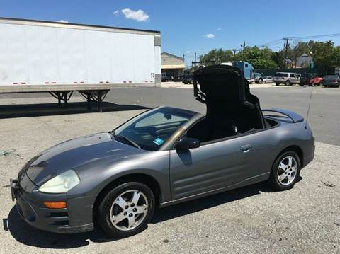 2004 Mitsubishi Eclipse Spyder for sale in Jersey City, NJ