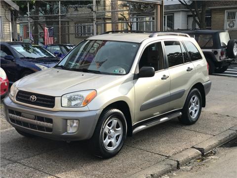 2002 Toyota RAV4 for sale in Ozone Park, NY