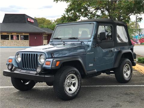 1997 Jeep Wrangler for sale in Ozone Park, NY