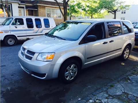 2008 Dodge Grand Caravan for sale in Jamaica, NY