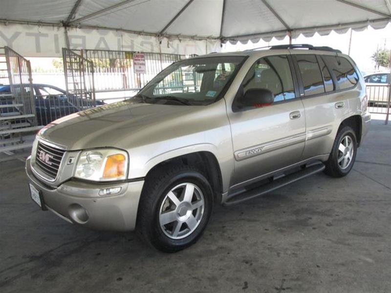 2003 gmc envoy for sale carsforsale 2003 gmc envoy for sale in gardena ca sciox Image collections