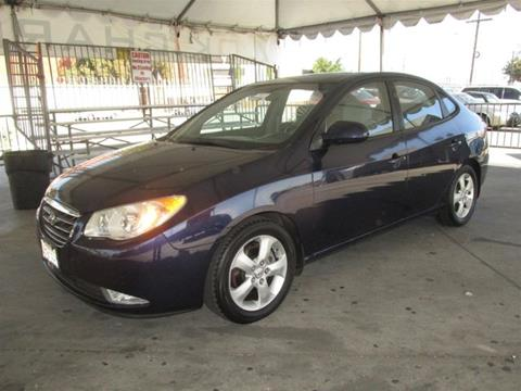 2008 Hyundai Elantra for sale in Gardena, CA
