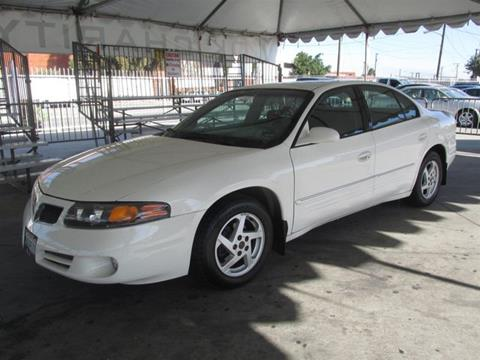 2003 Pontiac Bonneville for sale in Gardena, CA