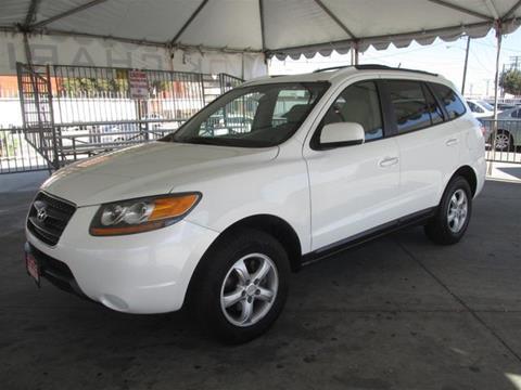 2007 Hyundai Santa Fe for sale in Gardena, CA