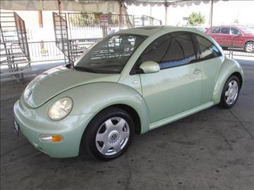 2001 Volkswagen New Beetle for sale in Gardena, CA