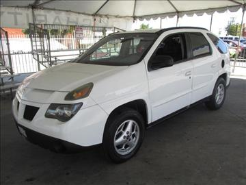 2003 Pontiac Aztek for sale in Gardena, CA