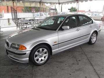 2001 BMW 3 Series for sale in Gardena, CA