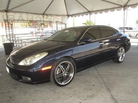 2002 Lexus ES 300 for sale in Gardena, CA