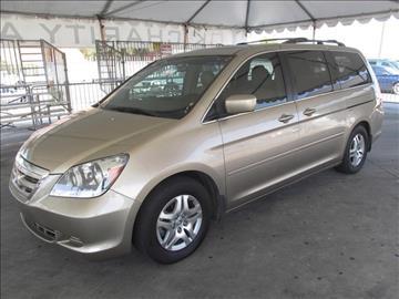 2005 Honda Odyssey for sale in Gardena, CA