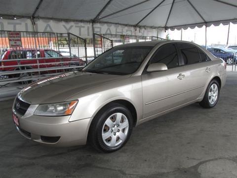 2008 Hyundai Sonata for sale in Gardena, CA
