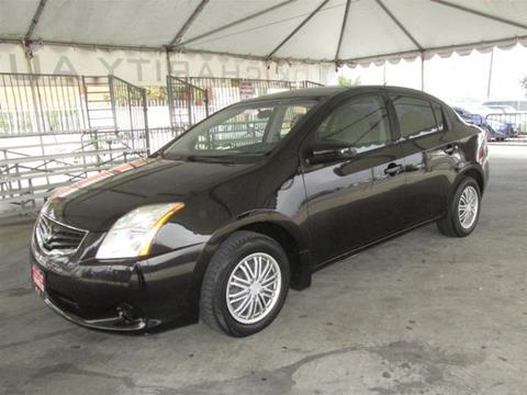 2012 Nissan Sentra for sale in Gardena, CA