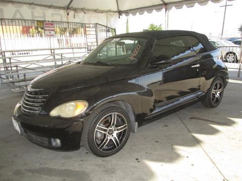 2007 Chrysler PT Cruiser for sale in Gardena, CA