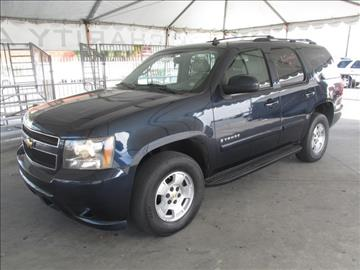 2007 Chevrolet Tahoe for sale in Gardena, CA