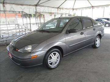 2004 Ford Focus for sale in Gardena, CA