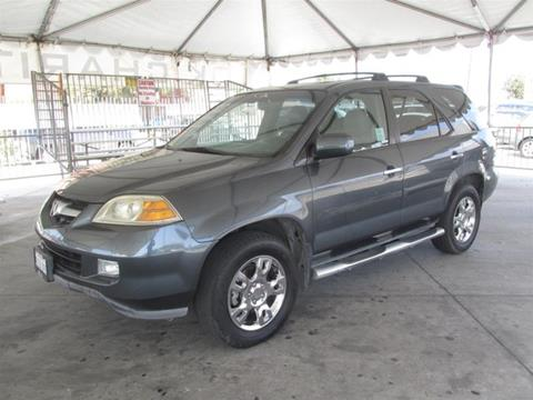 2004 Acura MDX for sale in Gardena, CA
