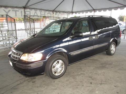 2004 Chevrolet Venture for sale in Gardena, CA