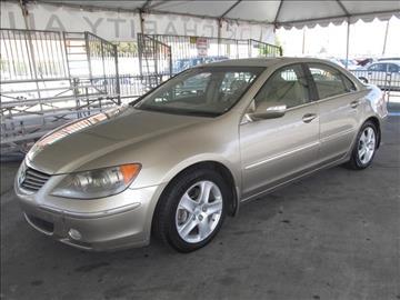 2005 Acura RL for sale in Gardena, CA