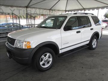 2004 Ford Explorer for sale in Gardena, CA