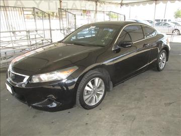 2008 Honda Accord for sale in Gardena, CA