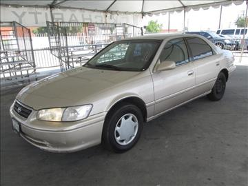 2000 Toyota Camry for sale in Gardena, CA