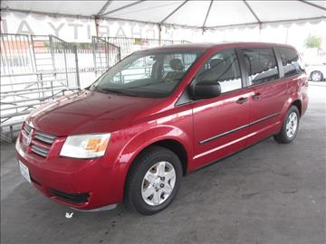 2008 Dodge Grand Caravan for sale in Gardena, CA