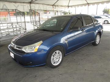 2008 Ford Focus for sale in Gardena, CA