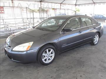 2004 Honda Accord for sale in Gardena, CA