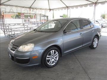 2007 Volkswagen Jetta for sale in Gardena, CA