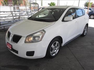 2009 Pontiac Vibe for sale in Gardena, CA