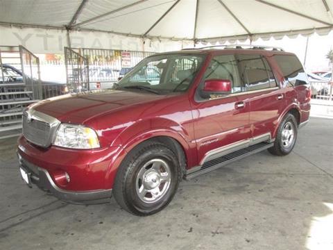 2004 Lincoln Navigator for sale in Gardena, CA