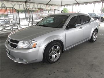 2008 Dodge Avenger for sale in Gardena, CA