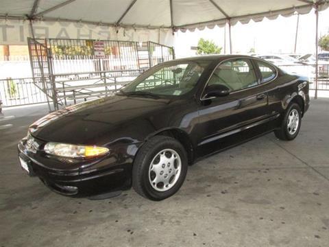 1999 Oldsmobile Alero for sale in Gardena, CA