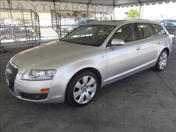2006 Audi A6 for sale in Gardena, CA