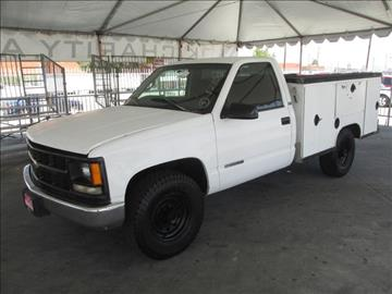1997 Chevrolet C/K 2500 Series for sale in Gardena, CA