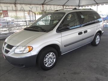2005 Dodge Caravan for sale in Gardena, CA