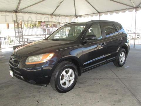 2008 Hyundai Santa Fe for sale in Gardena, CA