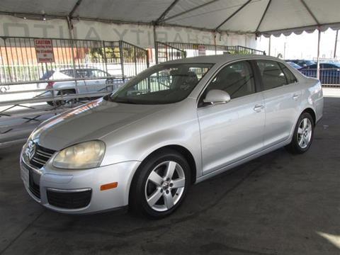 2008 Volkswagen Jetta for sale in Gardena, CA