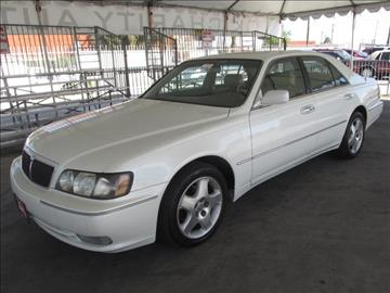 1999 Infiniti Q45 for sale in Gardena, CA